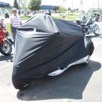 E-Z Touring Motorcycle Covers Trike Cover