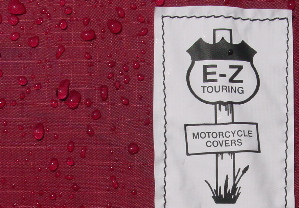 Waterproof Motorcycle Covers from EZ Touring Motorcycle Covers for BMW and Harley-Davidson