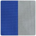 Royal Blue & Silver