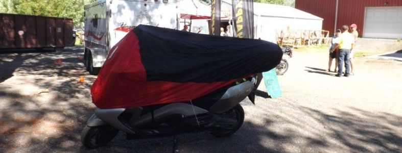 E-Z Touring Motorcycle Covers for Scooters
