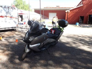E-Z Touring Motorcycle Covers for BMW Scooters